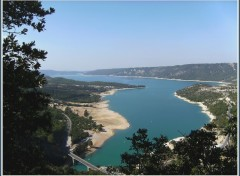 Fonds d'écran Nature Lac de Sainte-Croix sur le Verdon