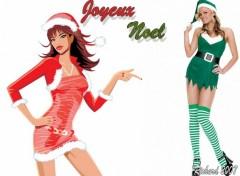 Fonds d'écran Art - Numérique Joyeux Noel