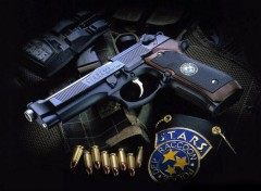 Wallpapers Objects beretta S.T.A.R.S