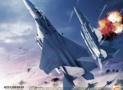 Wallpapers Video Games Ace Combat 6 : Fires Of Liberation