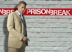 Wallpapers TV Soaps Prison Break - Scofield