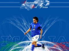 Wallpapers Sports - Leisures Del Piero - Italie