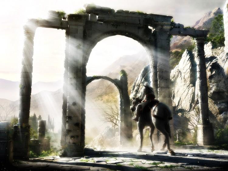 Fonds d'écran Jeux Vidéo Assassin's Creed altair