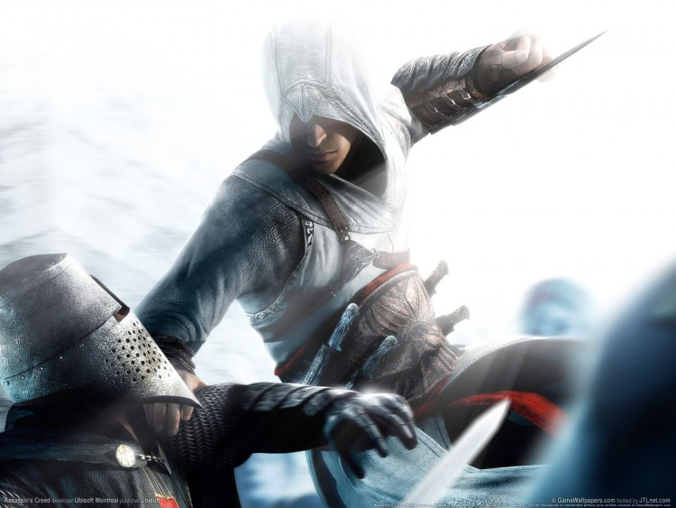 Fonds d'écran Jeux Vidéo Assassin's Creed assassins