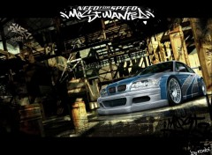 Wallpapers Video Games BMW M3 MostWanted