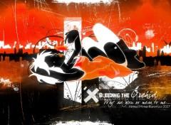 Wallpapers Digital Art Bleeding the Orchid