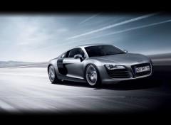 Wallpapers Cars WIDE - Audi R8