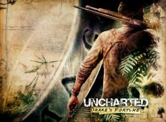 Wallpapers Video Games Uncharted Drake's Fortune - 02