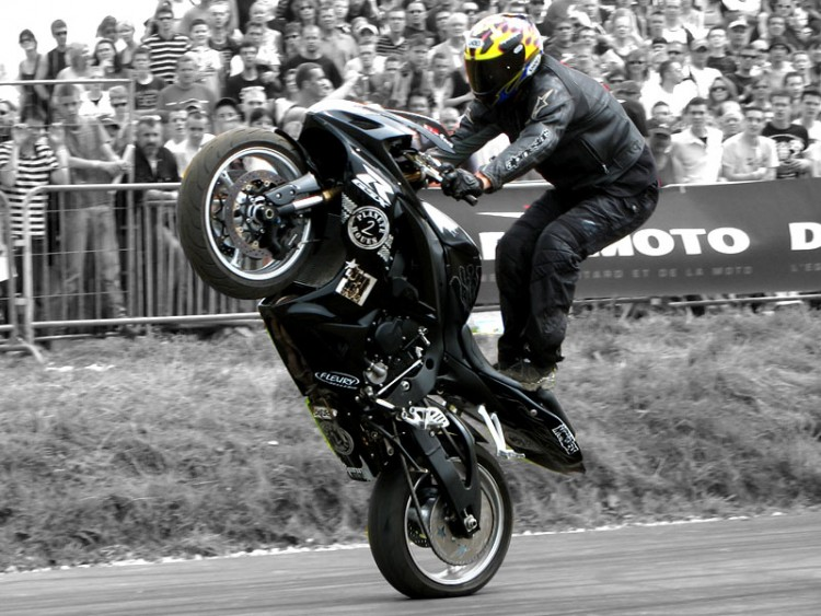 Wallpapers Motorbikes Stunt & Freeride Brestunt - Cyril - Landrévarzec #07
