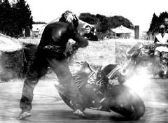 Fonds d'écran Motos Brestunt - Cyril - Landrévarzec #07