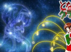 Fonds d'écran Manga Tonagura Xmas