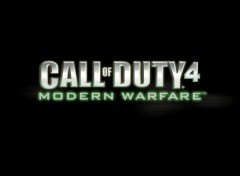 Wallpapers Video Games WIDE - COD 4 Modern Warfare