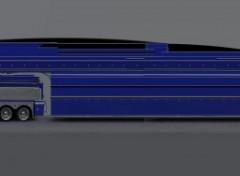 Fonds d'écran Transports divers Truck Concept TH