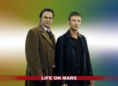 Fonds d'écran Séries TV Life on Mars