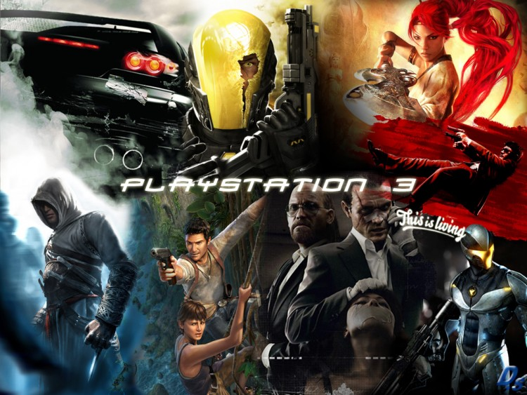 Wallpapers Video Games Playstation 3 Play Games