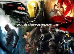 Fonds d'écran Jeux Vidéo Play Games