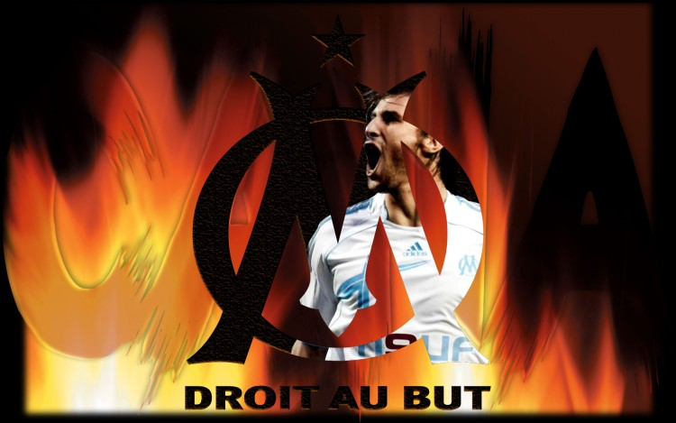 Wallpapers Sports - Leisures OM OM - Lorik Cana