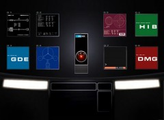 Wallpapers Movies HAL9000