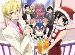 Fonds d'écran Manga merry christmas
