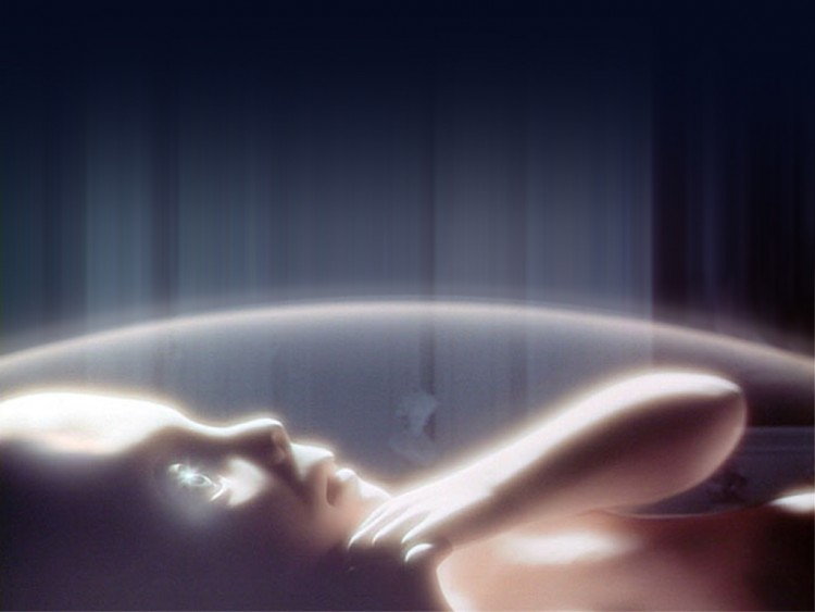 Image gallery starchild 2001 for Bedroom 2001 space odyssey
