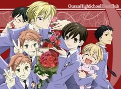 Fonds d'écran Manga wellcome