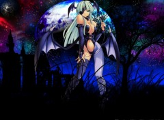 Wallpapers Manga Ballad of the queen bat...