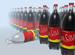 Wallpapers Digital Art Coka Cola
