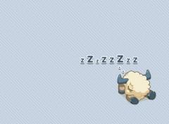 Wallpapers Video Games Bouffetout fait dodo