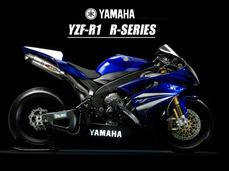 Wallpapers Motorbikes Yamaha YZF-R1 R-Series