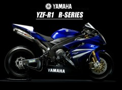 Fonds d'�cran Motos YZF-R1 R-Series