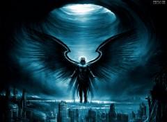 Fonds d'écran Fantasy et Science Fiction angel