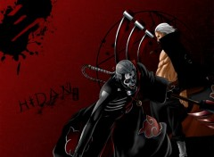 Fonds d'écran Manga Hidan