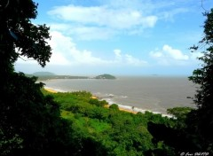Wallpapers Trips : South America Plages de Montjoly