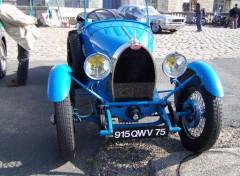 Fonds d'écran Voitures Bugatti type 40
