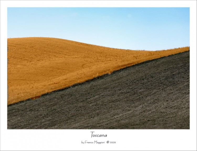 Fonds d'écran Voyages : Europe Italie Terre di Toscana