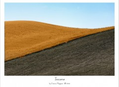 Fonds d'écran Voyages : Europe Terre di Toscana