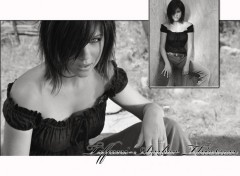 Fonds d'écran Célébrités Femme Tiffani-Amber Thiessen