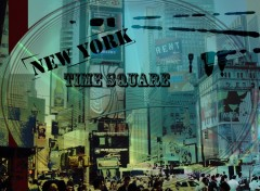 Fonds d'écran Voyages : Amérique du nord New York Time Square