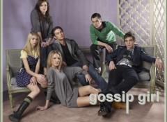 Fonds d'écran Séries TV Gossip Girl