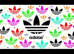 Wallpapers Brands - Advertising Adidas little