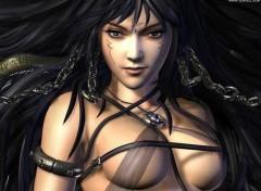 Fonds d'écran Fantasy et Science Fiction 3D  girl  _  fantasy -