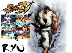 Wallpapers Video Games Ryu
