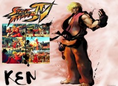 Wallpapers Video Games Ken