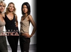 Wallpapers TV Soaps Battlestar Galactica Girls