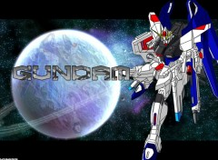 Fonds d'écran Manga gundam seed