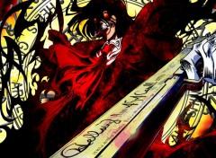 Fonds d'écran Manga Alucard