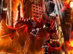 Fonds d'écran Comics et BDs Total Chaos