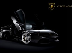 Fonds d'écran Voitures WIDE - Lamborghini LP640