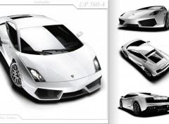 Fonds d'écran Voitures WIDE - Lamborghini Gallardo LP560 - 4