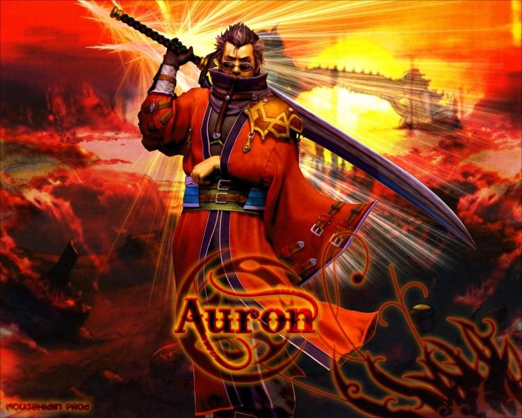 Wallpapers Video Games Final Fantasy X Auron